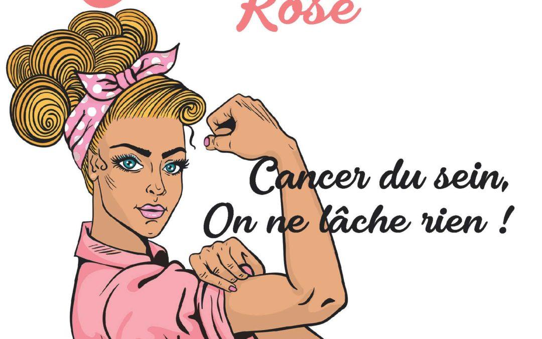 Octobre Rose : Festival «Femmes D'abord» à la polyclinique du Val de Sambre de Maubeuge